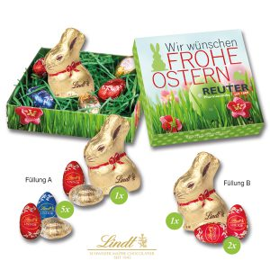 Osternest Lindt mini 35g