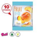 Vitamin Fruchtgummi Werbetüte individuell bedruckt als Werbeartikel.