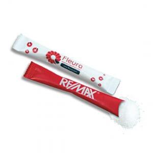 Zuckersticks individuell bedruckt mit Logo oder Werbung.