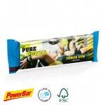 PowerBar Protein Plus Riegel mit Werbebanderole individuell bedruckt mit Logo nach Wunsch.
