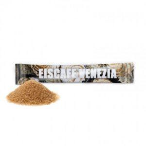 Rohrzucker Sticks oder brauner Zucker im Stick individuell bedruckt als Werbweartikel.